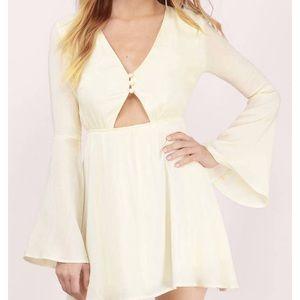 NWT Tobi white dress